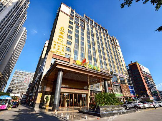 百合酒店(佛山樂從天佑城店)(原畔灣店)(Bai He Hotel (Foshan Lecong Tianyoucheng))外觀