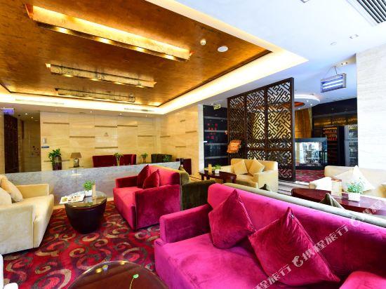 百盛達酒店(佛山千燈湖公園店)(Pasonda Hotel (Foshan Qiandeng Lake Park))大堂吧
