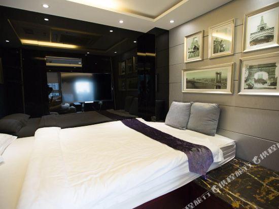 香港奧斯酒店(O' Hotel)標準房