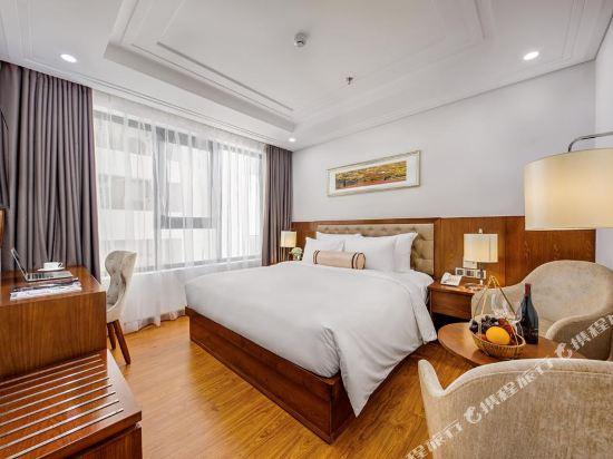 峴港海灘巴利斯德利酒店(Paris Deli Danang Beach Hotel)高級房