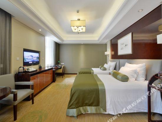 蝶來浙江賓館(Deefly Zhejiang Hotel)行政雙床房