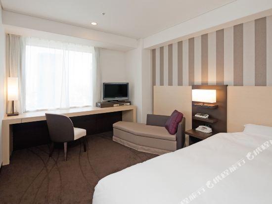 格蘭比亞大酒店(Hotel Granvia Osaka)豪華單人房