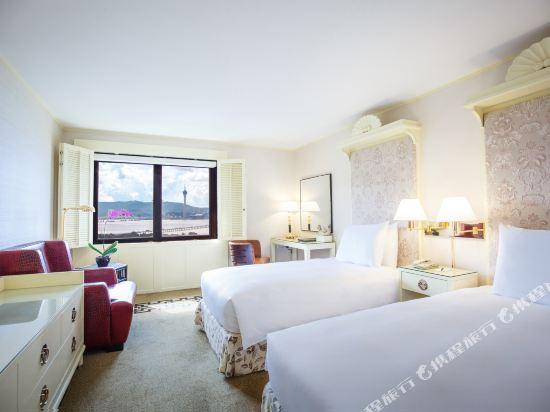 澳門麗景灣酒店(Regency Art Hotel)高級海景房