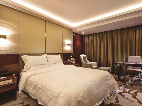 北京賽特飯店(SciTech Hotel)豪華套間