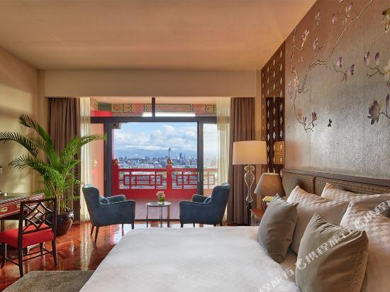 台北圓山大飯店(The Grand Hotel)菁英天際客房