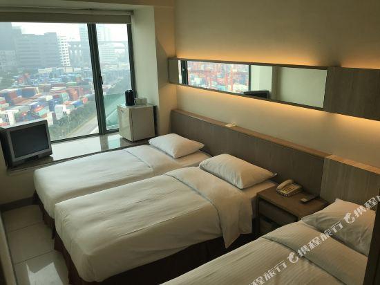 香港青逸酒店(Rambler Oasis Hotel)三人間 - 無WiFi