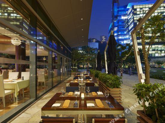 香港數碼港艾美酒店(Le Méridien Cyberport)西餐廳