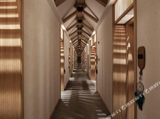 上海浦東機場江鎮亞朵S酒店(Atour S Hotel Shanghai Pudong Airport)公共區域