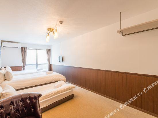 花築·京都青楓(Floral Green Maple House)高級雙床房
