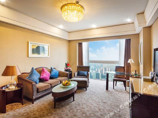 深圳百合酒店(Century Kingdom Hotel)高級大床房