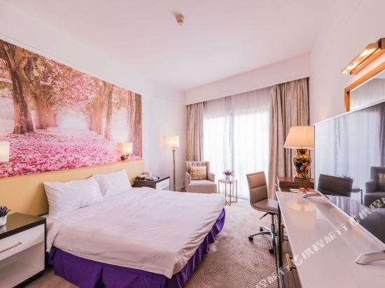 香港銀礦灣渡假酒店(Silvermine Beach Resort)標準大床房