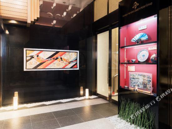 京都新阪急酒店(Hotel New Hankyu Kyoto)公共區域
