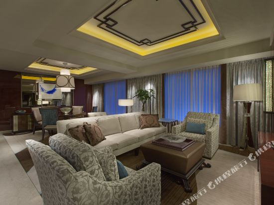 澳門喜來登金沙城中心大酒店(Sheraton Grand Macao Hotel, Cotai Central)總統套房