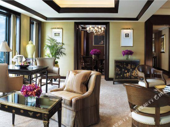 曼谷半島酒店(The Peninsula Bangkok)陽台套房