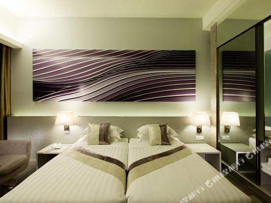 吉隆坡輝煌酒店(Vivatel Kuala Lumpur)豪華房