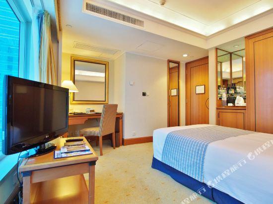 香港九龍海逸君綽酒店(Harbour Grand Kowloon)單人園景客房