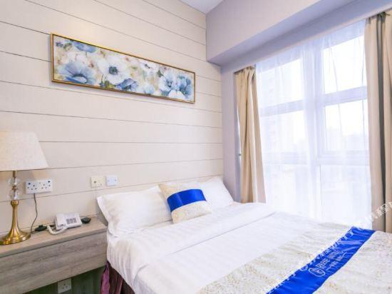 香港瑞思酒店(HONG KONG REESE HOTEL)豪華房