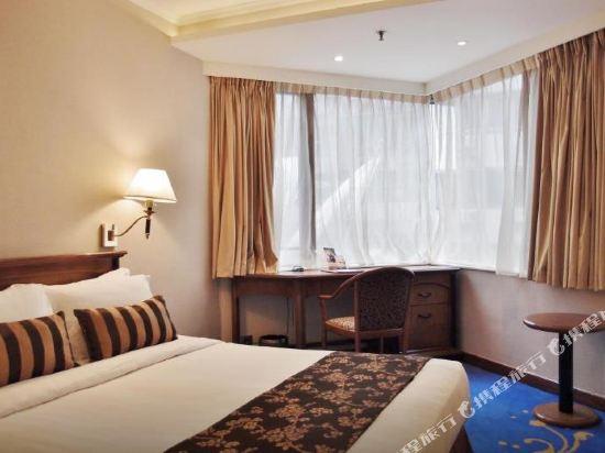 香港君怡酒店(The Kimberley Hotel)標準客房-帶加床