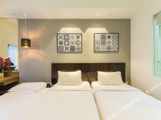 新加坡悅樂樟宜酒店(Village Hotel Changi by Far East Hospitality)家庭房