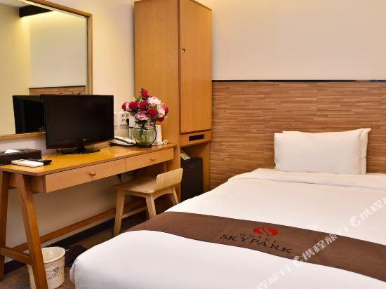 天空花園酒店明洞1號店(Hotel Skypark Myeongdong 1)商務單人房(無窗)