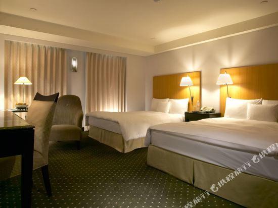 台中永豐棧酒店(Tempus Hotel Taichung)B館闔家客房4人房