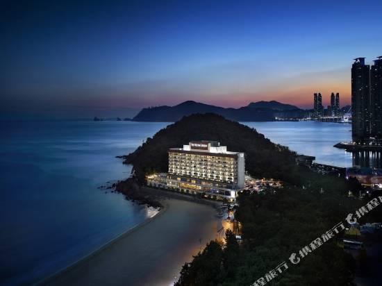 釜山威斯汀朝鮮酒店
