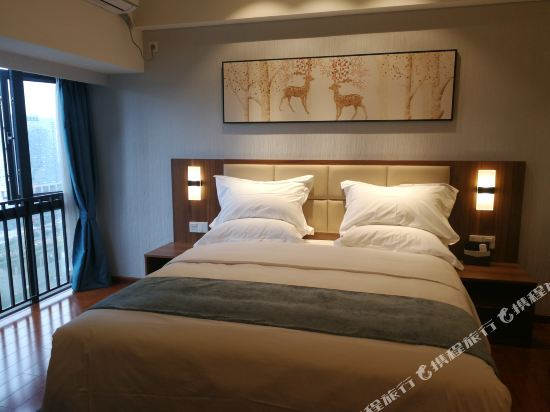 佛山雲谷酒店式公寓雲谷優選精品大床房