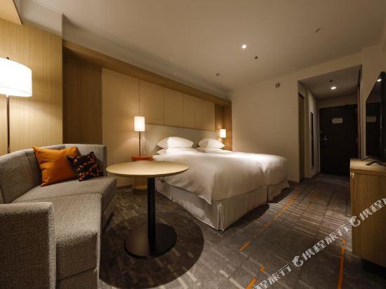 大阪都喜來登酒店(Sheraton Miyako Hotel Osaka)尊貴樓層豪華雙床房