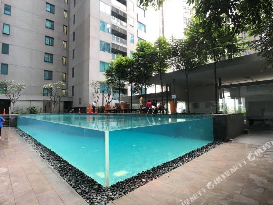 OHO套房公寓吉隆坡夏季公寓店