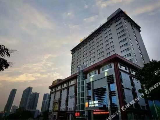 Echeng Hotel (Wuhan Optics Valley Pedestrian Street)