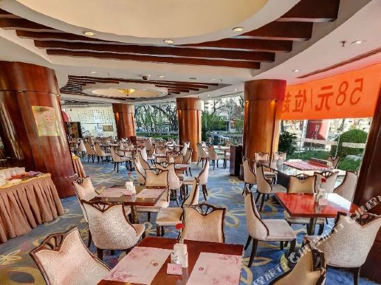 北京天壇飯店(Tiantan Hotel)咖啡廳