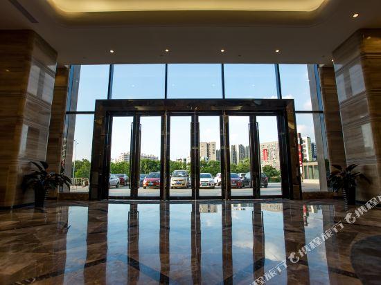 甜果魅力國際酒店(佛山西站店)(原佛山甜果魅力國際酒店)(Tanks Hotel (Foshan West Railway Station))公共區域