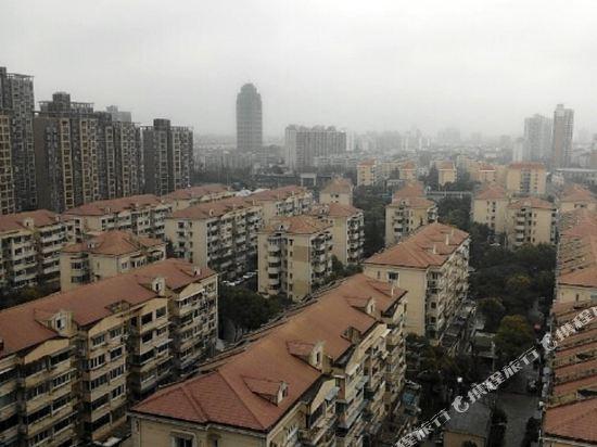 上海萬信R酒店(Wassim R Hotel)眺望遠景