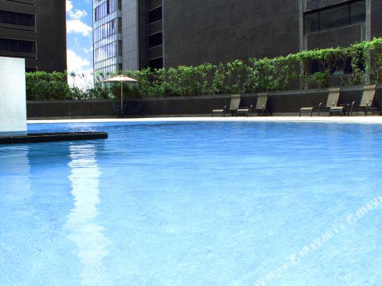 台北王朝大酒店(Sunworld Dynasty Hotel Taipei)室外游泳池