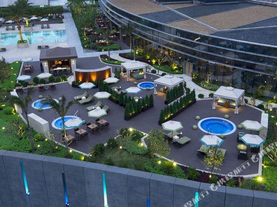 澳門君悅酒店(Grand Hyatt Macau)眺望遠景