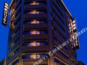 台北新凱商務飯店(Silken Hotel)