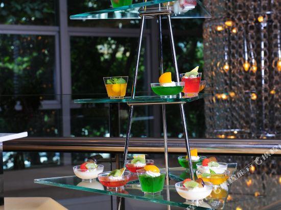 上海嘉豪淮海國際豪生酒店(Howard Johnson Huaihai Hotel Shanghai)餐廳