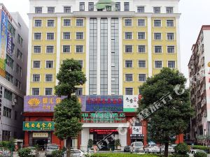山水時尚酒店(深圳阪田華為店)