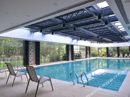 廣東迎賓館(Guangdong Yingbin Hotel)室內游泳池
