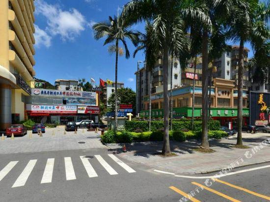 珠海華僑賓館(Hua Qiao Hotel)周邊圖片