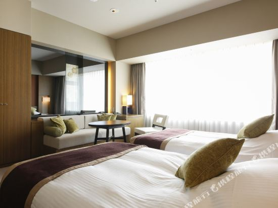 京阪環球塔酒店(Hotel Keihan Universal Tower)①-2デラックスツイン(R)
