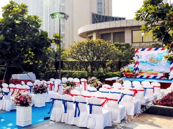 中山喜來登酒店婚宴服務