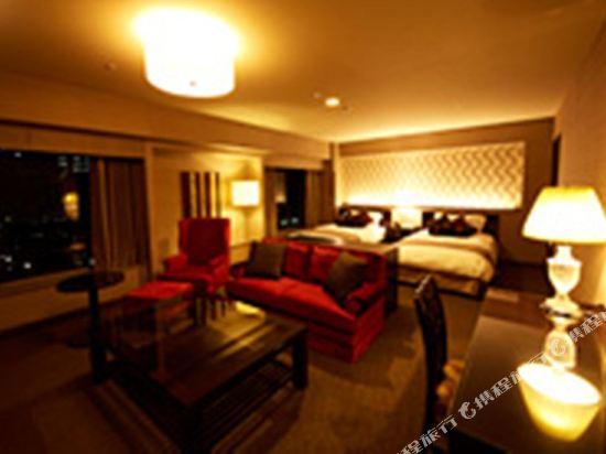 名古屋觀光酒店(Kanko Hotel Nagoya)舒適Authentic雙床房