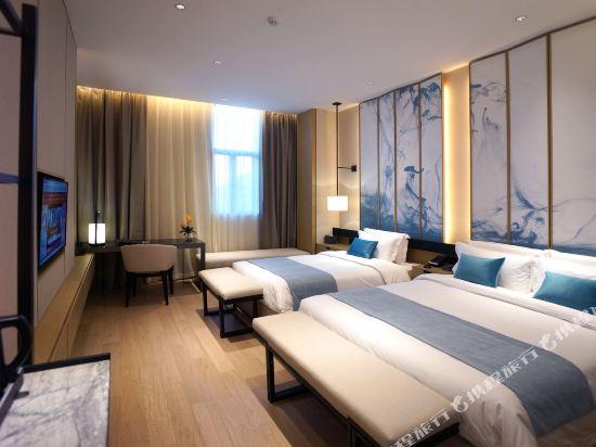 雲和夜泊酒店(上海國際旅遊度假區野生動物園店)(Yun He Ye Bo Hotel (Shanghai International Tourist Resort Wild Animal Park))豪華親子房