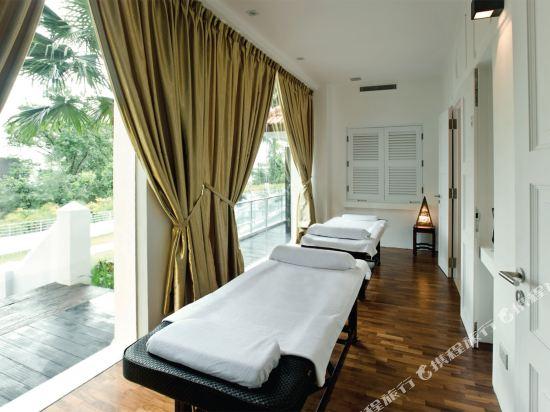新加坡聖淘沙安曼納聖殿度假酒店(Amara Sanctuary Resort Sentosa)SPA