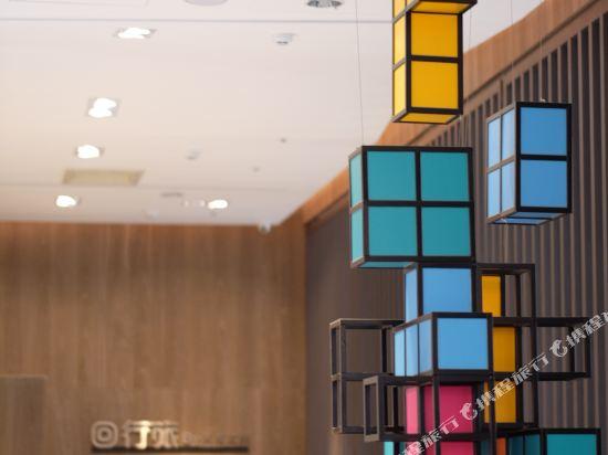 台中天成文旅回行旅(ICASA HOTEL BY COSMOS CREATION)公共區域