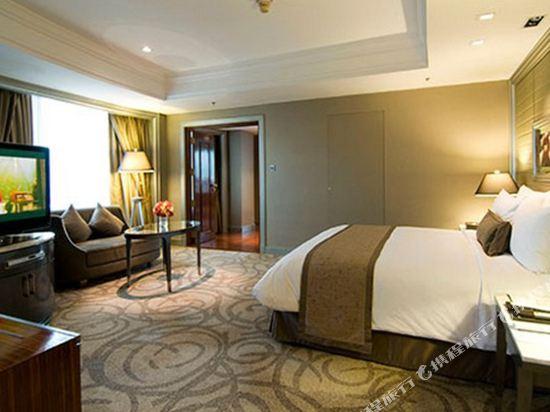 曼谷洲際酒店(InterContinental Bangkok)大使套房