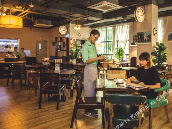 珠海寰庭精品酒店(Aqueen Hotel)餐廳