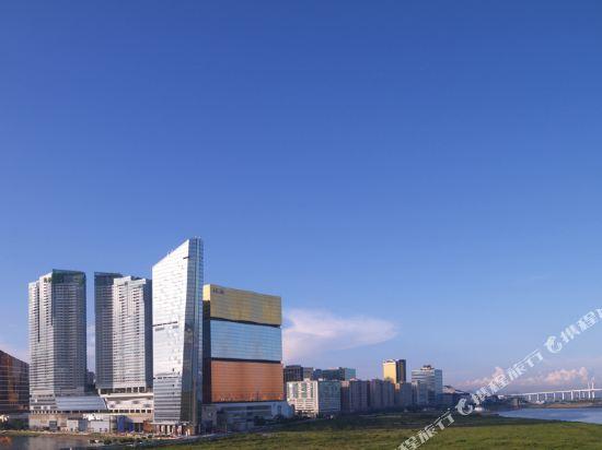 澳門文華東方酒店(Mandarin Oriental Macau)外觀