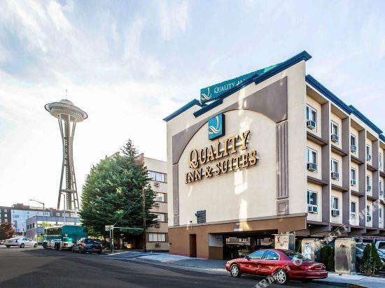 Quality Inn Suites Seattle Center